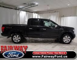 2018 new ford f 150 platinum 4wd supercrew 5 5 u0027 box at fairway