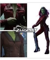 Gamora Costume Gamora From Guardians Of The Galaxy Cosplay Costume Cs 11713