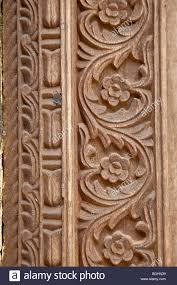 Main Door Frame Carving Designs