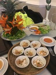 cuisine au nouveau repas au serenne picture of serene cuisine restaurant hue