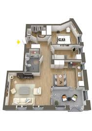 Two Bedroom Floor Plan 1869 Best My Board Images On Pinterest Architecture Small