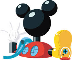 mickey mouse logo vectors free download