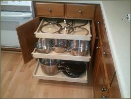 Under Kitchen Sink Pull Out Storage by Kitchen Pull Out Storage Bins Sliding Closet Shelves Cabinet