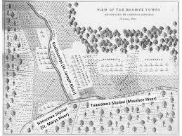 Marietta Ohio Map by