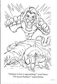 simba coloring pages 20 best the lion king images on pinterest coloring