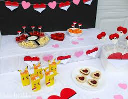 Valentine S Day Birthday Decor by