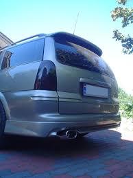 opel vectra 2000 tuning спойлер opel vectra b универсал
