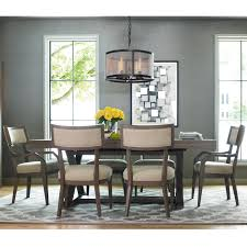 7 pc dining room sets rachael ray home high line 7 piece dining set with trestle table