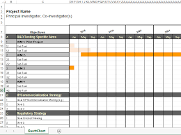 gantt chart excel template templates at allbusinesstemplates com