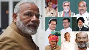 Modi Cabinet List Cabinet Rejig With No New Berths For Allies Modi U0027s Chosen Nine