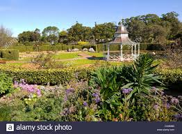 Wollongong Botanic Gardens Wollongong Botanic Gardens New South Wales Australia Stock Photo