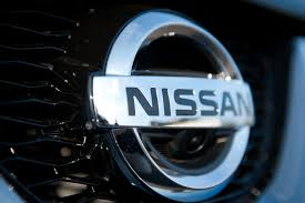 nissan logo nissan u0027s ethanol powered car would have a range of 373 miles