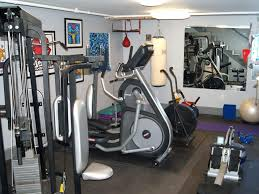 Decorating Home Gym Manly Home Gyms Hgtv