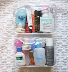 travel toiletries images Travel toiletry necessities cobalt chronicles travel blogger jpg