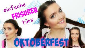 Frisuren Anleitung Oktoberfest by Dirndl Frisuren Schnelle Und Einfache Frisuren Fürs Oktoberfest