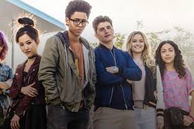 The Social Cast by Runaways The Classic Marvel Comic Is Coming To Hulu Here U0027s What
