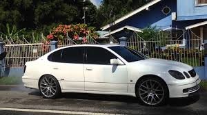 lexus cars with turbo lexus gs300 with 2jz twin turbo in trinidad and tobago youtube