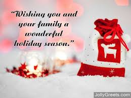 what to write in a holidays card u2013 holidays wishes messages sayings