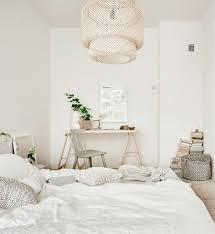 Decordots White And Natural Bedroom Styling - The natural bedroom