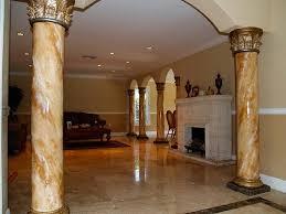 pillar designs for home interiors creative pillar decoration home dasmu us