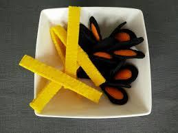 jeux de cuisine frite moules frites en feutrine pour dînette couture