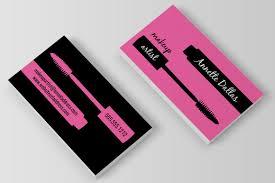 free printable makeup artist business cardsmakeup artist business cards templates zazzle previous next