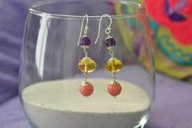 beginner earrings beginner intermediate earrings necklace design by modnitsa