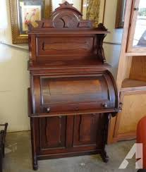 Small Roll Top Desk For Sale Antique Roll Top Desk Small 1870s Or 80s For Sale In