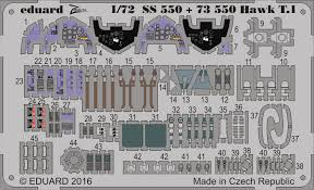 T 72 Interior Hawk T 1 1 72 Eduard Store