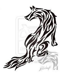 fancy wolf search tattoos i like