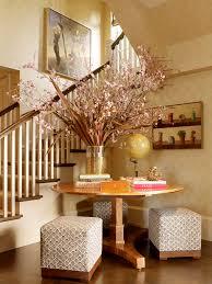Contemporary Entryway Table Entryway Table Entry Contemporary With Entry Table Floral