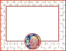 movie night invitations template 27 images of movie night invitations blank template adornpixels com