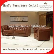 Chesterfield Sofa Set Cm116 Chesterfield Leather Sofa Green Dubai Sofa Furniture
