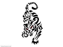 free designs real tribal tiger tattoo wallpaper download tattoo