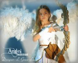 halloween costumes for 10 year old girls angel warrior costume with articulated wings halloween christmas
