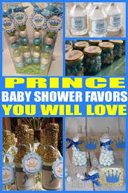 prince baby shower favors baby shower favors