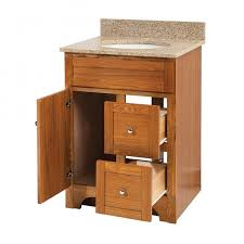 Bathroom Vanity 24 Inch by Bath U003e Bathroom Vanities U003e Worthington 24 Inch Oak Bathroom Vanity