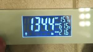 Weight Watchers Bathroom Scale Battery Weightwatchers Body Analysis Glass Scale Review Youtube