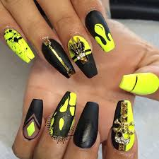 16 coffin nails that are scary cute
