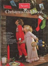 christmas wish book cover of the sears christmas wish book 1972 things from my past