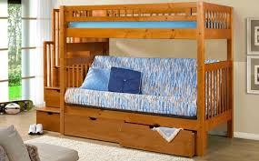furniture mydal bunk frame pine affordable beds with mattresses