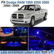 led interior light kits 14x pure blue light interior led package kit for 02 11 dodge ram