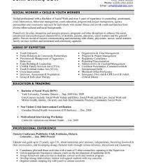 Social Work Resume Sample Download Social Work Resume Template Haadyaooverbayresort Com