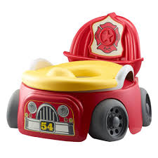 fire truck halloween basket the first years hero in training 2 stage potty system toys