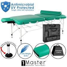 master massage equipment table buy online master massage calypso portable massage table sku 26372