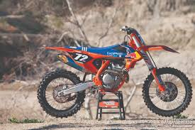 best 250 motocross bike motocross action magazine trials u0026 tribulations of the 2016 ktm