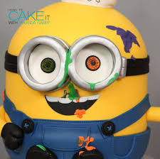 minions cake minion cake how to cake it