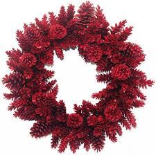 pine cone wreath pinecone wreath the magnolia company