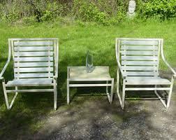 Mid Century Modern Outdoor Furniture Vintage Outdoor Furniture Etsy