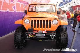 jeep wrangler orange crush orange crush the mopar skunkwerks 2 door jk that started it all